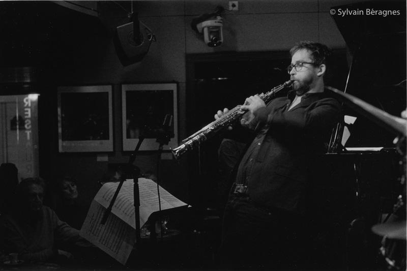 Stéphane Kerecki Quartet - Duc des Lombards 2016